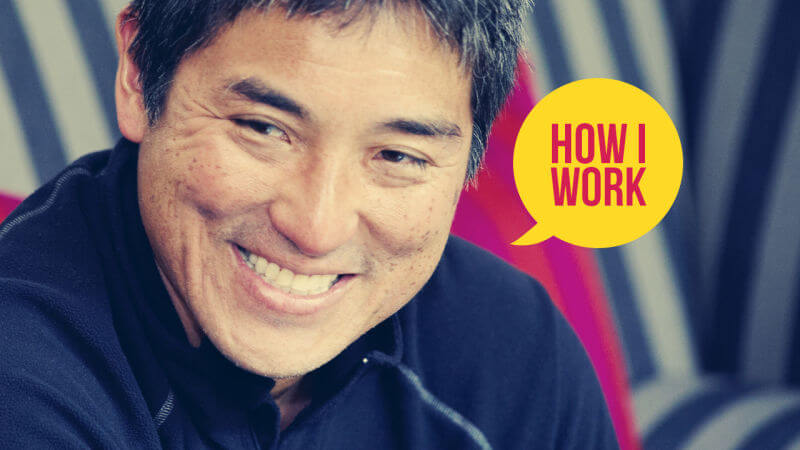 Lifehacker Interview Series How I Work featuring Guy Kawasaki