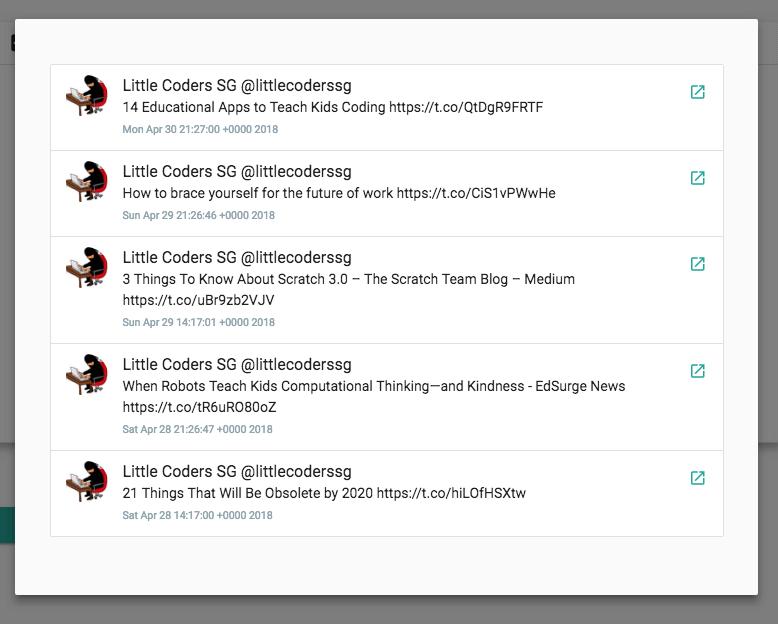 littlecoderssg twitter bot